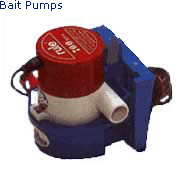 aquaworld bait pumps